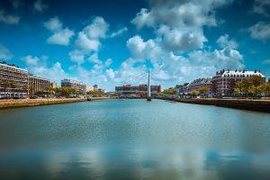 Visite de la ville du Havre